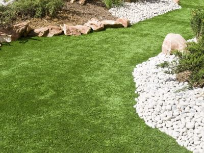 Synthetic Lawn in Trailer Estates Florida