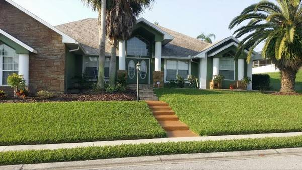 Sod Installation in Apollo Beach, FL. (1)